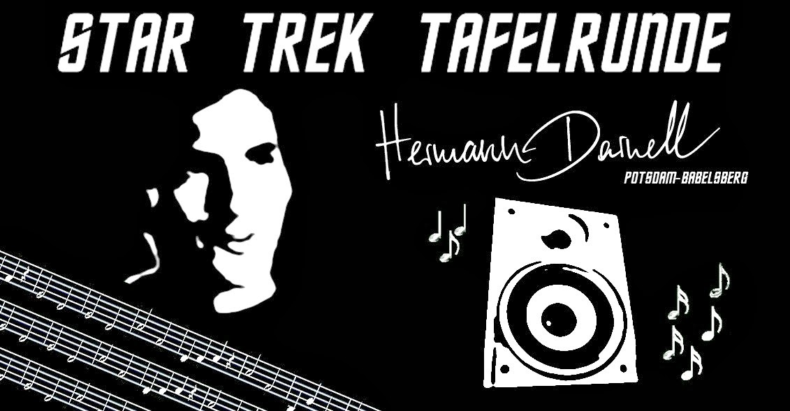 Banner Star Trek Tafelrunde Song
