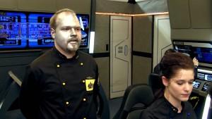 Commander Loagen und Dax