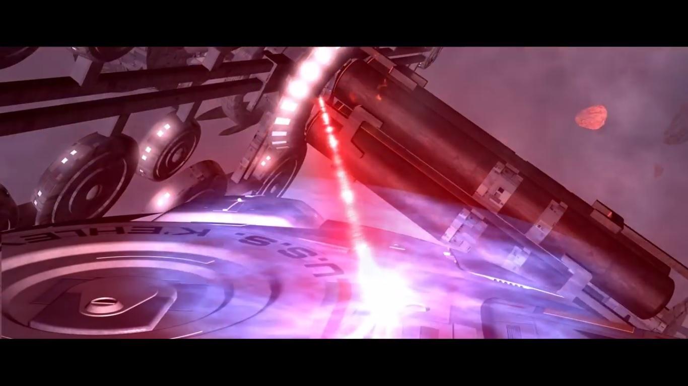 Star Trek: Dark Horizon Trailer