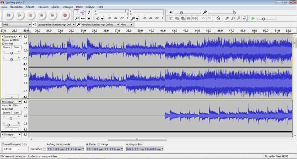 Audacity Tipps zum Verbessern von Aufnahmen