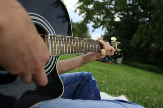 Ronald-Kah Musiker und Gitarrist Komponieren Tipps