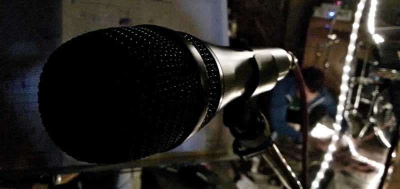 Dynamisches Mikrofon Ronald Kah Musik Klare Sprachaufnahme