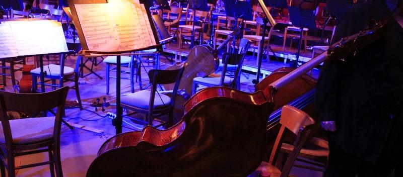 Wirkung von Musik ein Cello