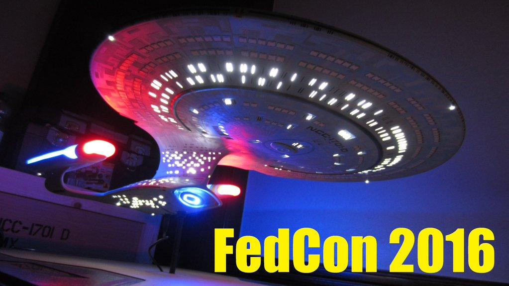 Fedcon 2016 in Bonn