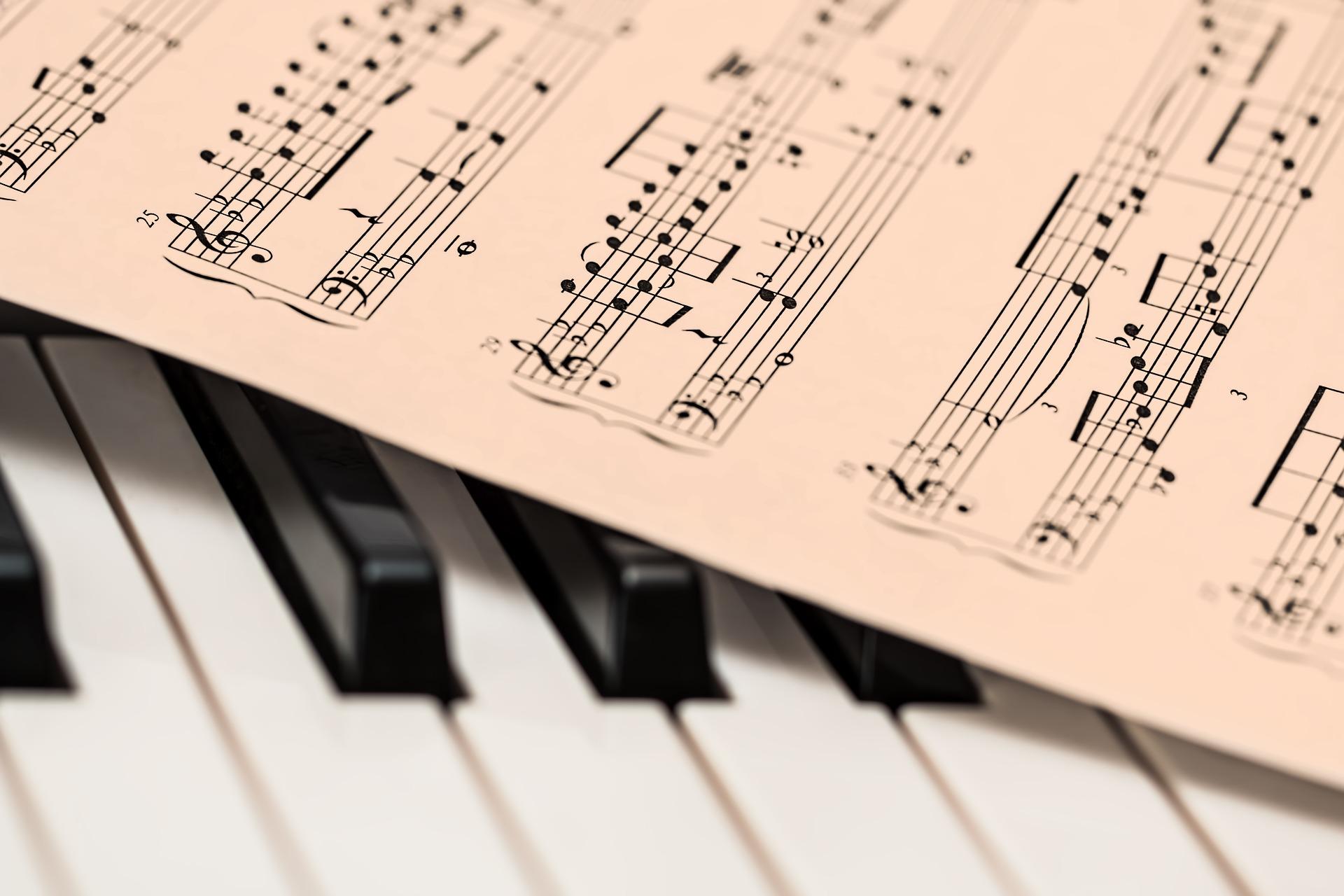 Erfolg mit Musik