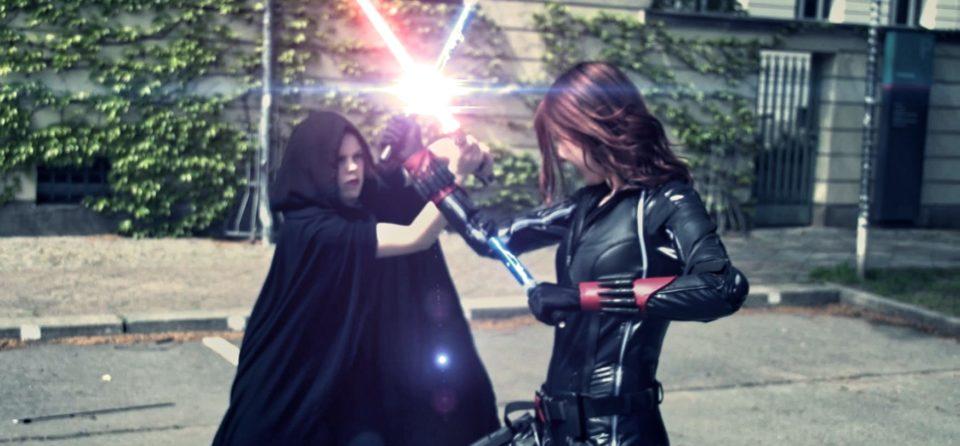 Filmmusik Avengers Fanfilm Crossed Worlds