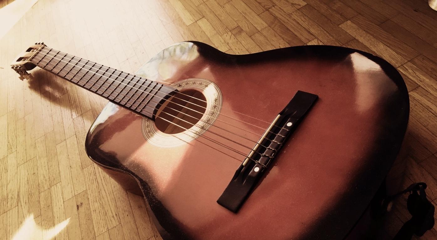 Welche Gitarre für Anfänger - Gitarre kaufen