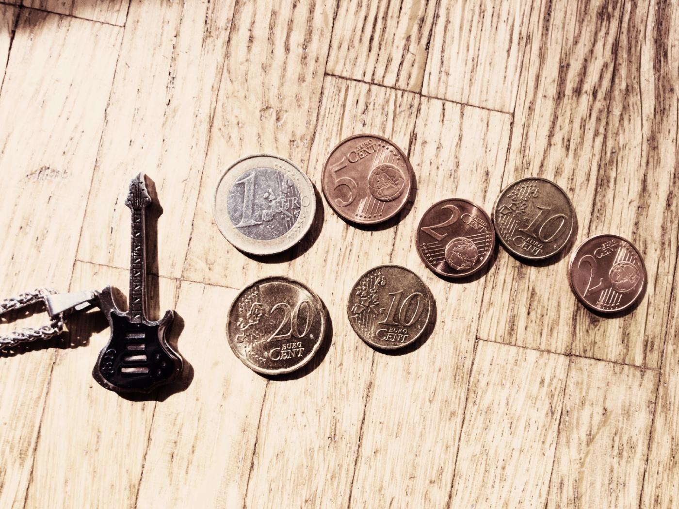 Mit Musik Geld verdienen