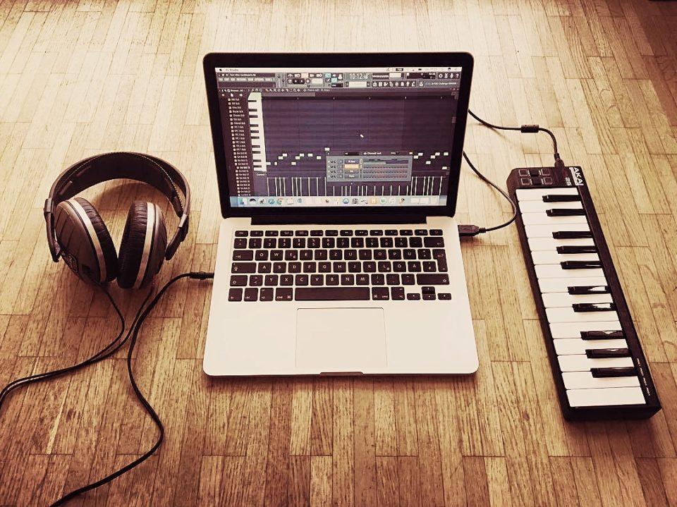 Musikproduktion lernen