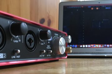 Audio Interface USB