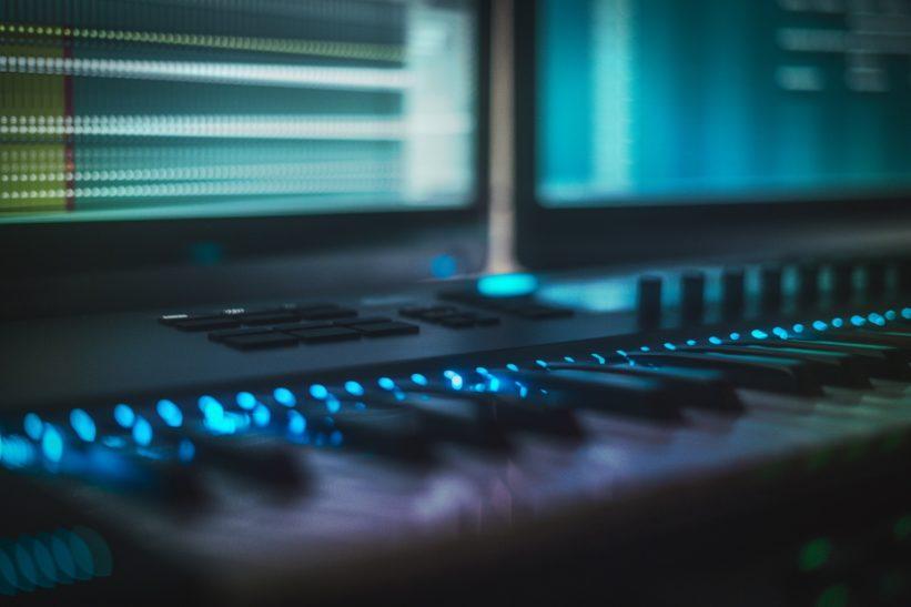 PC für Musikproduktion