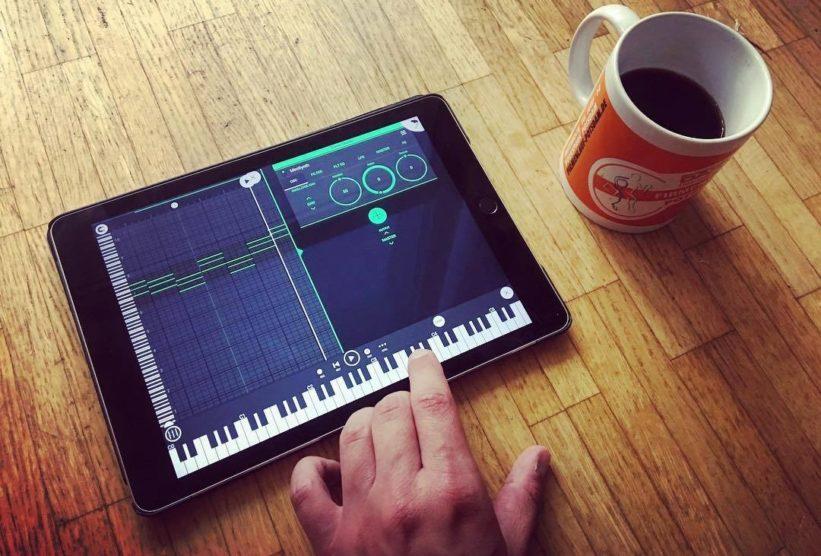 Apps zum Musik machen