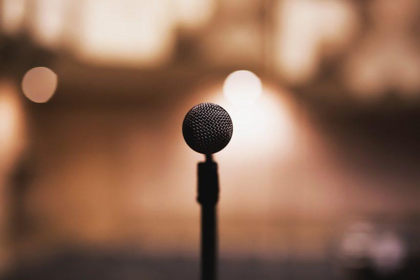 Mikrofone zum Singen