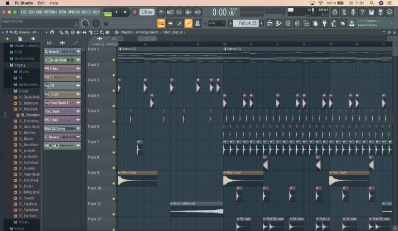 FL Studio Mac