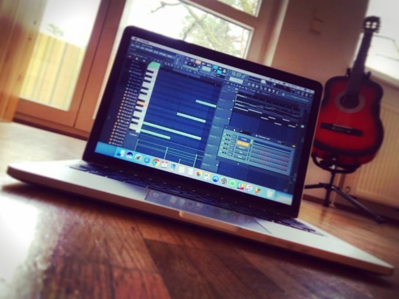 Macbook für Musikproduktion