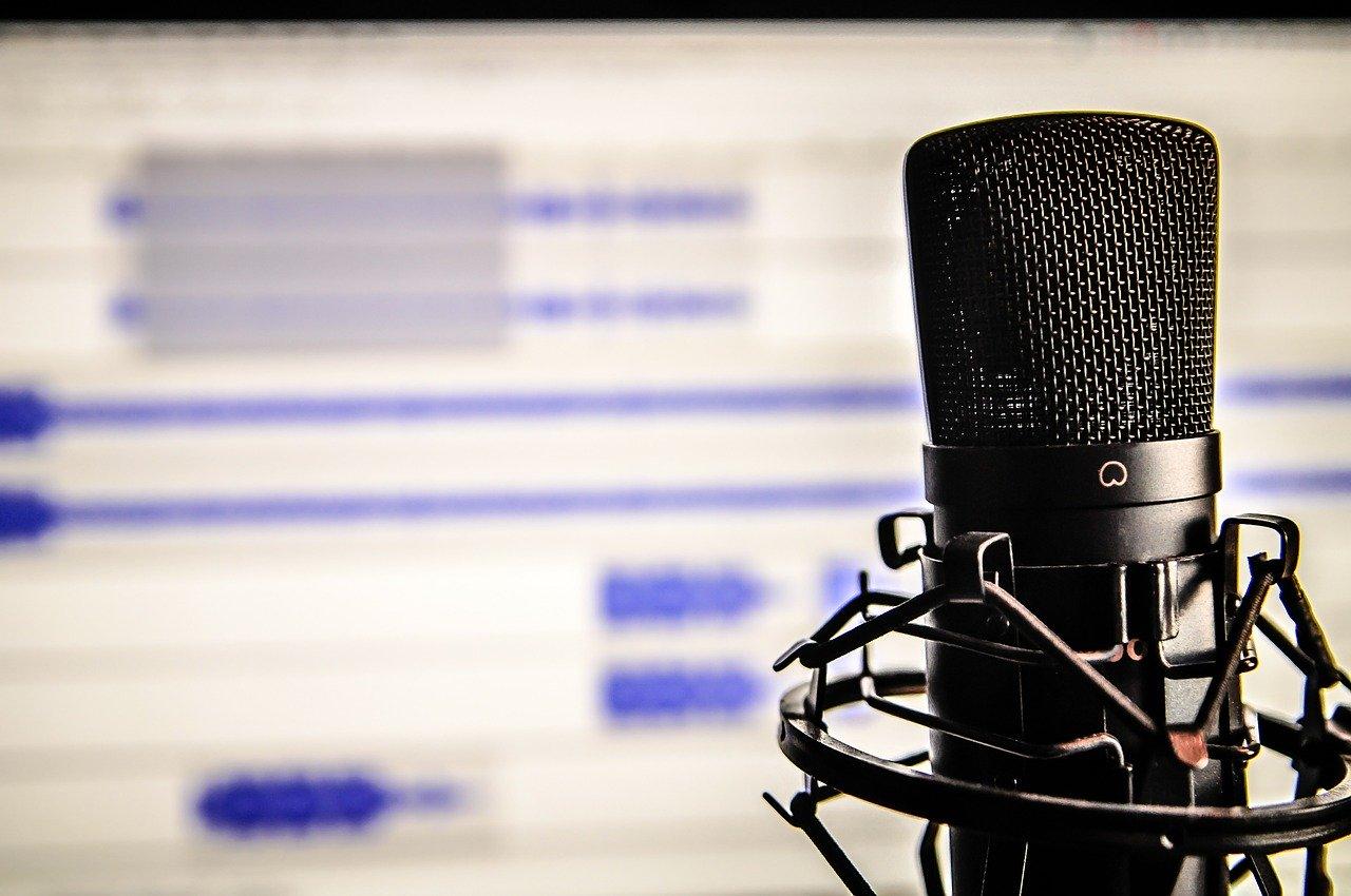 Musik für Podcast verwenden