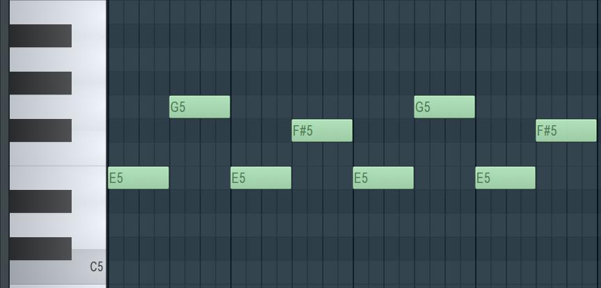 Techno Musik Arpeggio