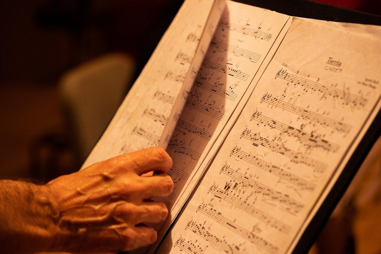 partitur musik