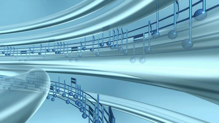 Homophonie Musik