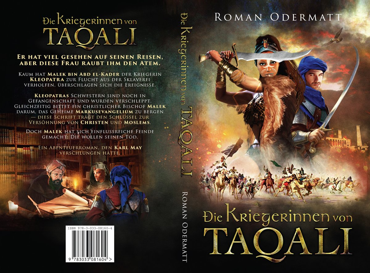 Roman Odermatt | Kriegerinnen von Taqali - Trailermusik